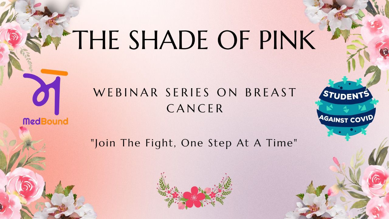 THE SHADE OF PINK- Webinar on Breast Cancer By AzMI